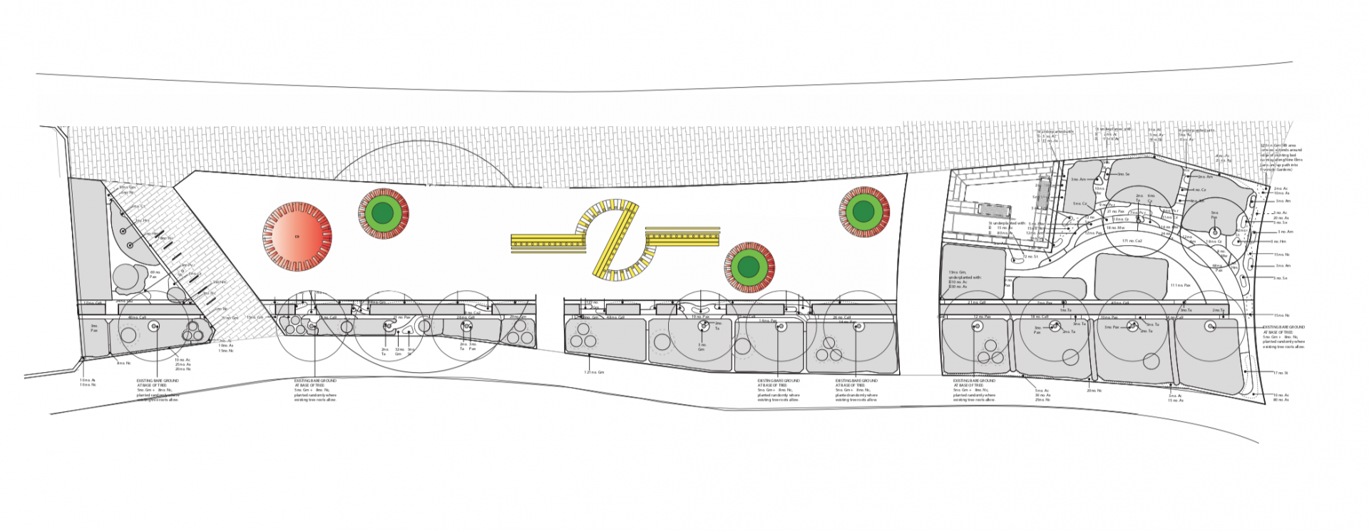 urban plan, object-design,grote_schaal